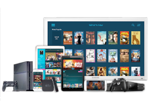 View Anywhere app   At home   TV   du